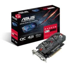 Asus Radeon RX 560 OC 4GB GDDR5 128bit PCIe (RX560-O4G) videókártya
