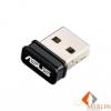 Asus USB-N10 NANO 150Mbps vezeték nélküli USB hálózati adapter