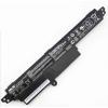 Asus VivoBook X200CA 3000 mAh 3 cella fekete notebook/laptop akku/akkumulátor gyári