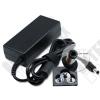 Asus W3 Series  5.5*2.5mm 19V 3.42A 65W fekete notebook/laptop hálózati töltő/adapter utángyártott
