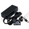 Asus W3A  5.5*2.5mm 19V 3.95A 75W fekete notebook/laptop hálózati töltő/adapter utángyártott