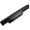 Asus X54LY 6600 mAh 9 cella fekete notebook/laptop akku/akkumulátor utángyártott