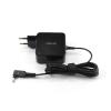 Asus Zenbook UX31E 3.0*1.00mm 19V 2.37A 45W fekete notebook/laptop hálózati töltő/adapter gyári