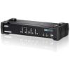 ATEN CS1784A-AT-G 4 portos USB2.0 DVI KVM switch