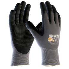 ATG Maxi Flex Plus tenyéren mártott precíziós védő/szerelő kesztyű Méret: 7 Tartós