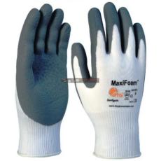 ATG - MaxiFoam tenyér mártott kesztyű (34-800) (L)