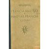 Athenaeum Francia-magyar és magyar-francia szótár