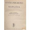 Athenaeum Justh Zsigmond naplója
