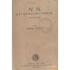 Athenaeum N. N. (Egy szerelem-gyermek)