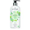 Attitude Természetes szappan Szuper levelek méregtelenítő - olíva levelek 473 ml