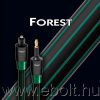 Audioquest Forest Optikai kábel 3m