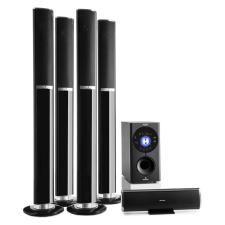 Auna Areal 652 5.1 csatornás surround rendszer, 145 W, RMS, bluetooth, USB, SD, AUX hangfal