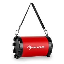 Auna Dr. Red Boom 2.1- bluetooth hangfal, USB, SD, AUX, akkumulátor hangfal