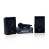 Auna Karaoke Star 1, karaoke készlet, max. 2 x 50 W, BT, USB/SD, vonalbemenet