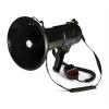 Auna MEGA080USB, megafon, 80 W, MP3 lejátszó, USB, felvételek készítése, 700 m-es hatókör, fekete