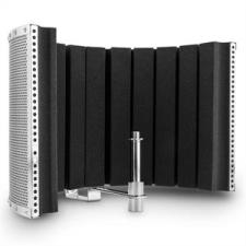 Auna MP32 MKII, ezüst, mikrofon abszorber, adapterekkel együtt kábel és adapter