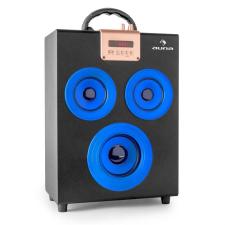 Auna oneConcept Central Park, 2.1 bluetooth hangfal, USB, SD, hordozható, kék hangfal