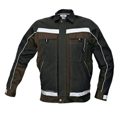 AUST STANMORE kabát sötétbarna 48