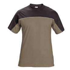 AUST STANMORE trikó sötét barna XXXXL