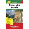 Ausztria Top 100 Tipp szabadidőatlasz - f&b ÖTHT