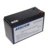 Avacom helyettesítő RBC2 - UPS akkumulátor