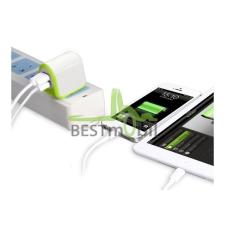 AVANTREE CGTR-240E hálózati konverter USB-re, Dual, kihajtható, 2000mAh (Amerikai csatlakozó) mobiltelefon kellék