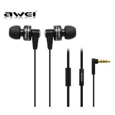 Awei ES900i fülhallgató, fejhallgató