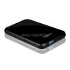 AXAGON EE25-S6B USB 3.0 fekete csavar nélküli külső HDD/SSD ház (EE25-S6B)