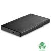 AXAGON EE25-XA USB 2.0 fekete külső alumínium HDD/SSD ház (EE25-XA)