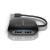 AXAGON HUE-S1B 4 portos USB3.0 HUB (HUE-S1B)