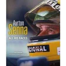 Ayrton Senna – Dodgins Dodgins idegen nyelvű könyv