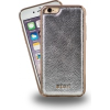 Azuri Azuri Elegáns hátlap - Absolute - Ezüst - Apple iPhone 6-6S