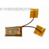 B481220 vezetéknélküli fejhallgató akkumulátor 90 mAh