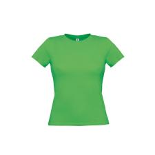 B&C B&C környakas Női póló, real green női póló