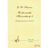 B-dúr szonáta, Hat szonáta Op. 2 (két altfurulyára, fuvolára (hegedűre)