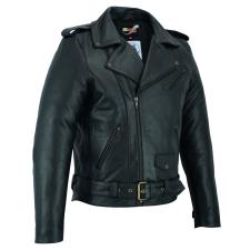 B-STAR MOTO Bőr motoros kabát BSTARD BSM 7830 motoros kabát