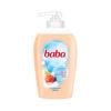 Baba Folyékony szappan BABA tej és gyümölcs illat 250 ml