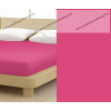 Baba Jersey gumis lepedő, 60-70x120-140 cm, 150 g/nm, Pink