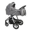 Baby Design Husky 2in1 multifunkciós babakocsi + Winter Pack - 07 Gray 2021