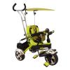 BABY MIX Gyerek háromkerekű bicikli Baby Mix green