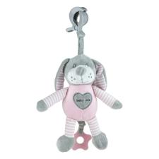 BABY MIX | Nem besorolt | Fejlesztő zenélő játék Baby Mix kutya rózsaszín | Rózsaszín | plüssfigura