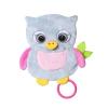 Baby Ono Plüss játék Baby Ono Flat Owl Celeste