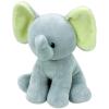 Baby TY: Bubbles elefánt plüssfigura - 15 cm