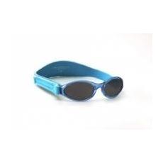 BabyBanz baba napszemüveg 0-2 éves korig- kék 1 db