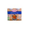 Babybio Babybio Jó éjszakát! - Bio vegyes zöldséges-gabonás finomság 2 x 200 g