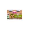 Babybio Bio brokkolis-burgonyás püré 2 * 130 g