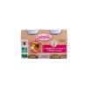 Babybio Bio mirabella szilvás almapüré 2 * 130 g