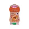 Babybio Bio paszternákos-sütőtökös ínyencség kacsával és polentával 2 x 200 g