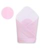BabyLion Prémium merevített pólya - Rózsaszín csíkos