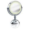 Babyliss 8438E 8x Nagyítású kétoldalas 3 fényű kozmetikai tükör